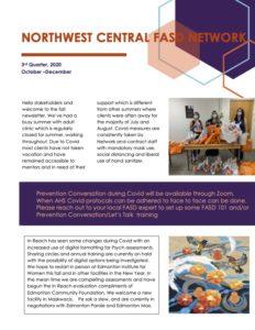 NWCFASD 3rdQuarter Newsletter 2020