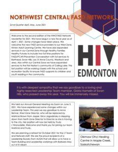 NWCFASD 2cnd Qurter Newsletter 2021